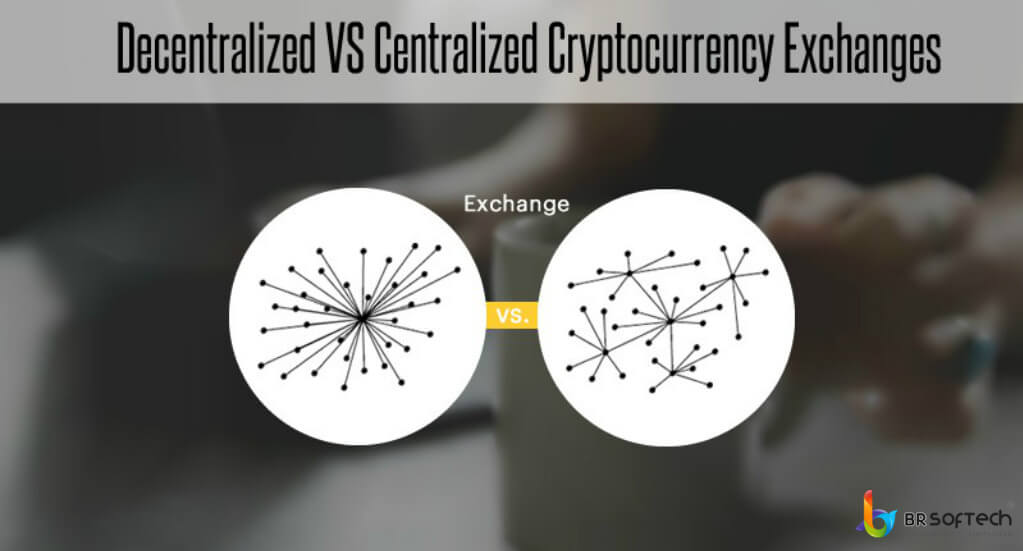 Decentralized VS Centralized Cryptocurrency Exchange