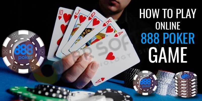 How-To-Play-Online-888-Poker-game