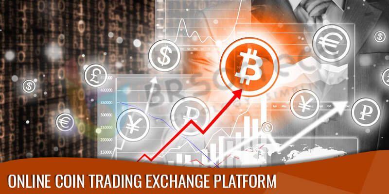 Online Coin Trading Exchange Platform