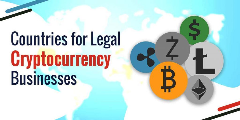 cryptocurrency legal countries
