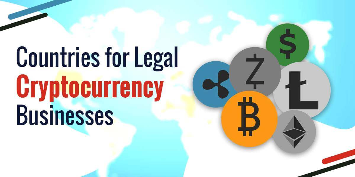 Legal Cryptocurrency Countries
