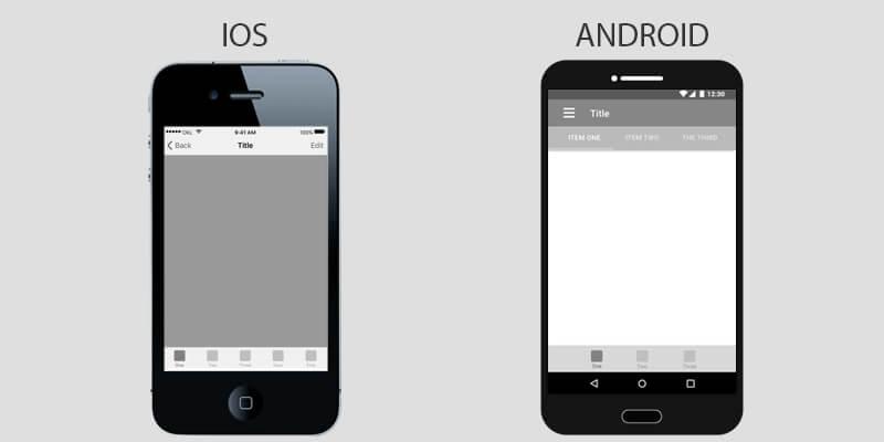 App Bar Layout