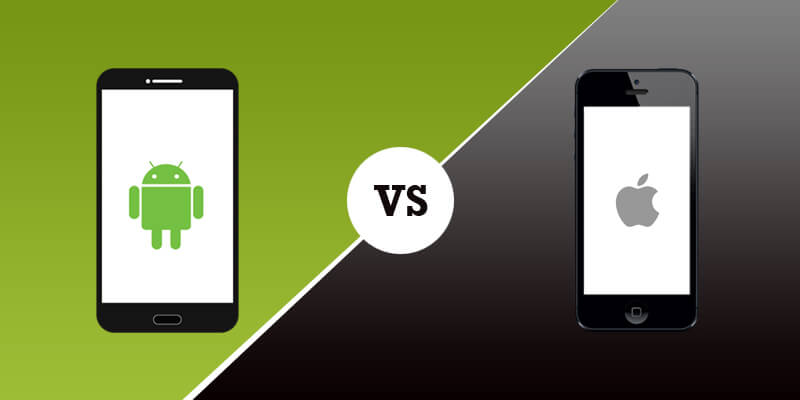 Most Important Android vs iOS APP UI UX Design Differences & Similarities