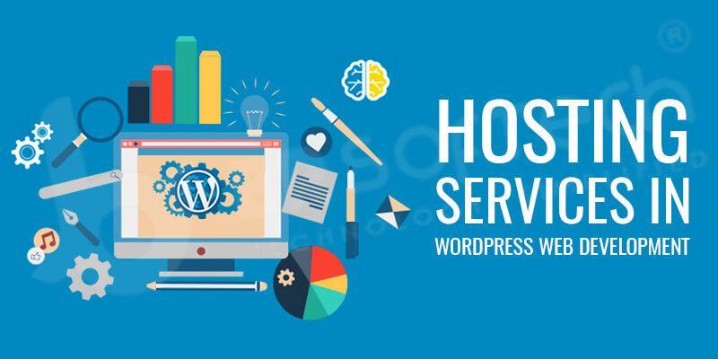 Hosting Services in WordPress Web Development