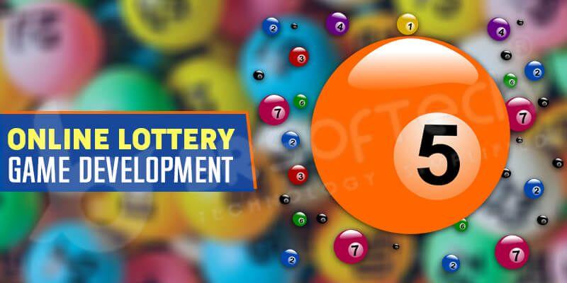 Online Lottery Game Development