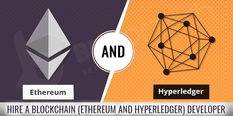 hire a Blockchain (Ethereum and Hyperledger) developer