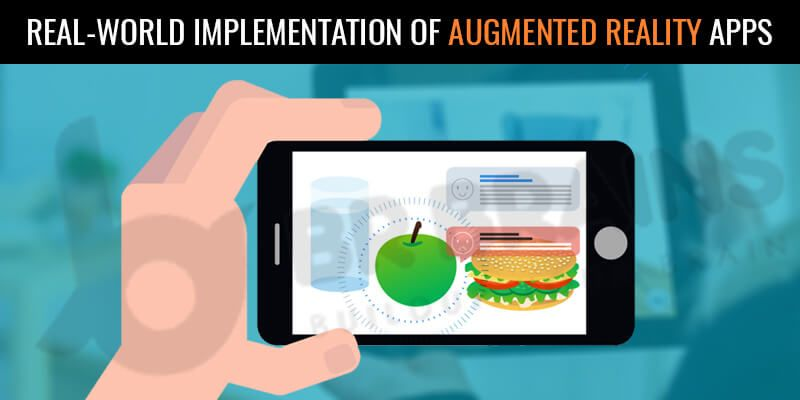 Real-World Implementation of Augmented Reality Apps