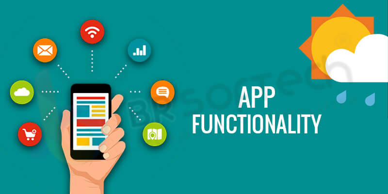 App-Functionality