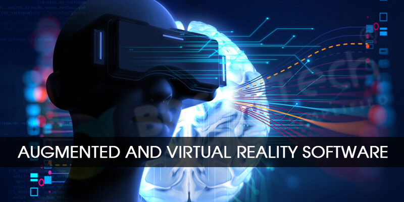Augmented and virtual reality software