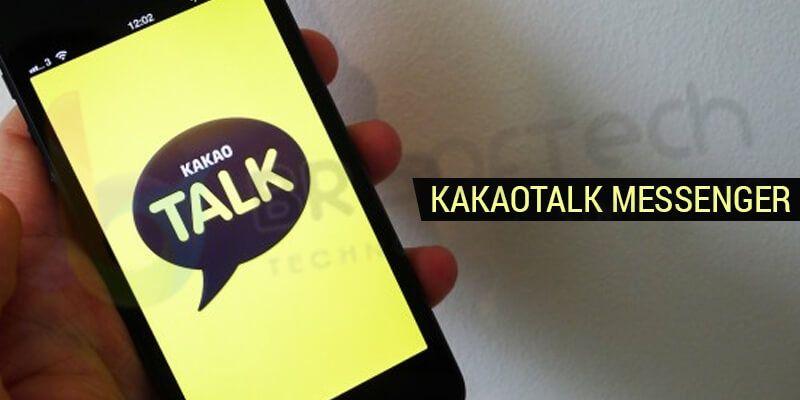Kakaotalk Messenger