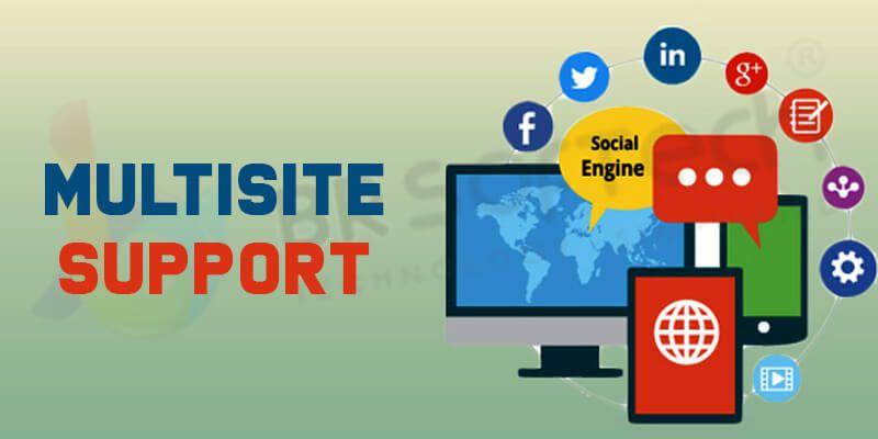MultiSite Support