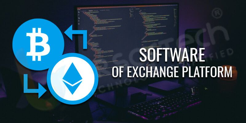 Software of exchange platform