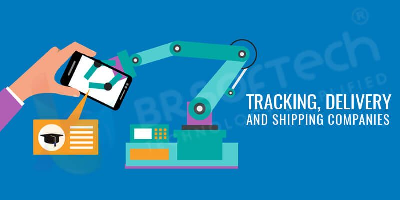Tracking, Delivery and Shipping Companies