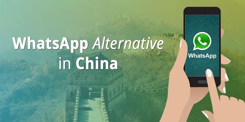 WhatsApp Clone Script: WhatsApp Alternative in China