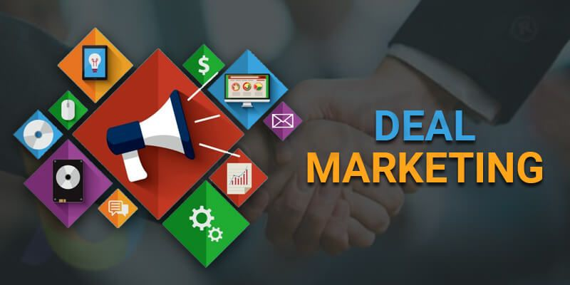 Deal marketing
