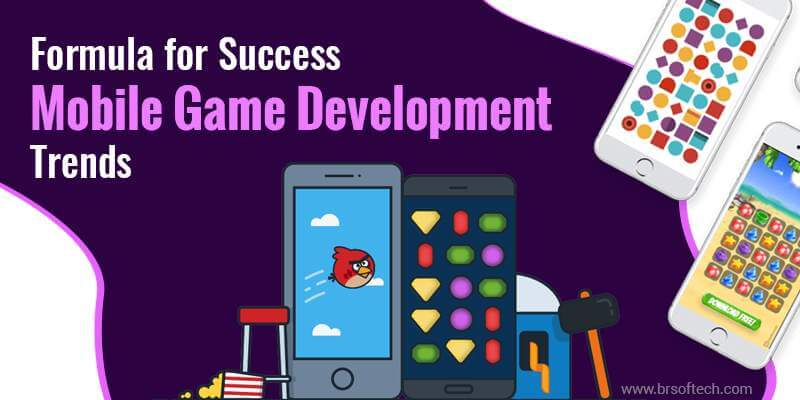 Mobile Game Development Trends and Future of Gaming Indsutry