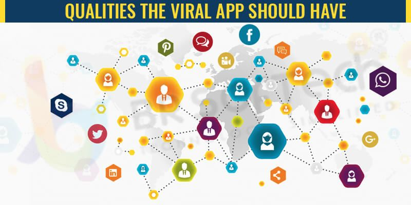 Qualities the viral app should have