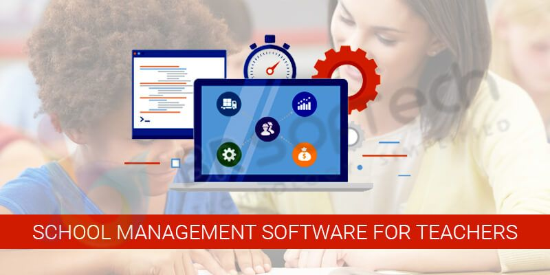 School Management Software for Teachers