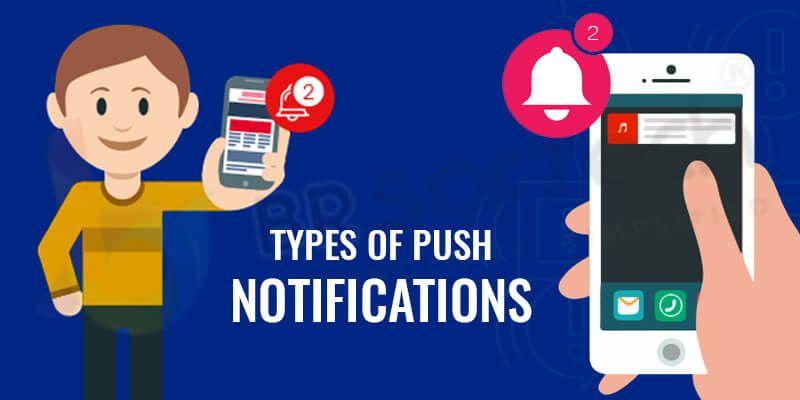 Types of Push Notifications