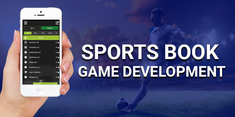 sports book game development