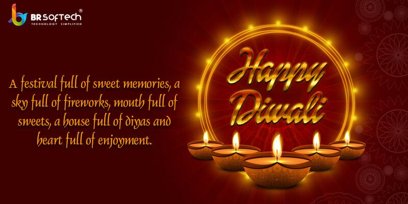 Diwali Celebration: Wishing You A Very Happy Diwali From BR Family