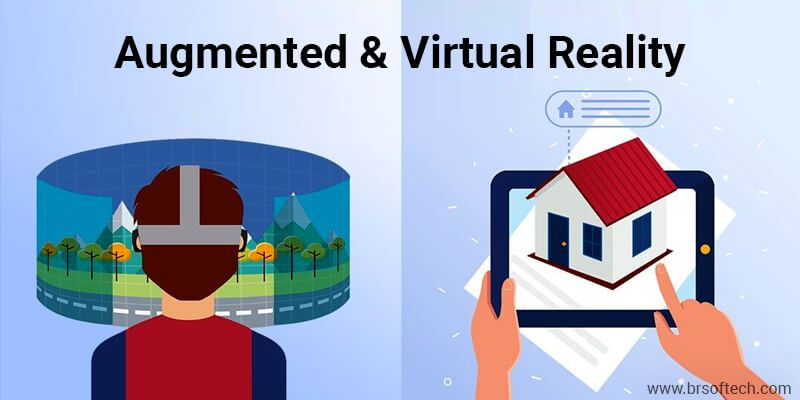 Augmented-&-Virtual-Reality