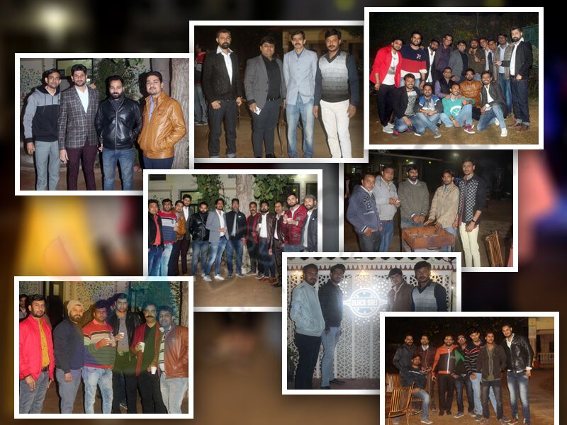 BR Softech New Year Bash