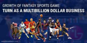 Growth of Fantasy Sports Game Turn as a multibillion dollar business
