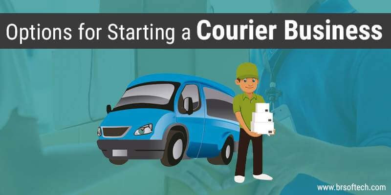 Options for Starting a Courier Business in India
