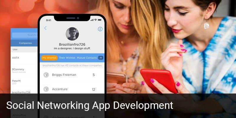 Social Networking App Development: Cases