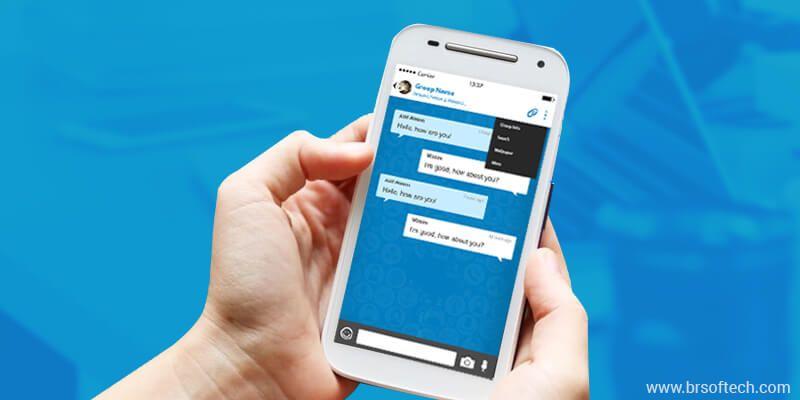 app-like-Whatsapp