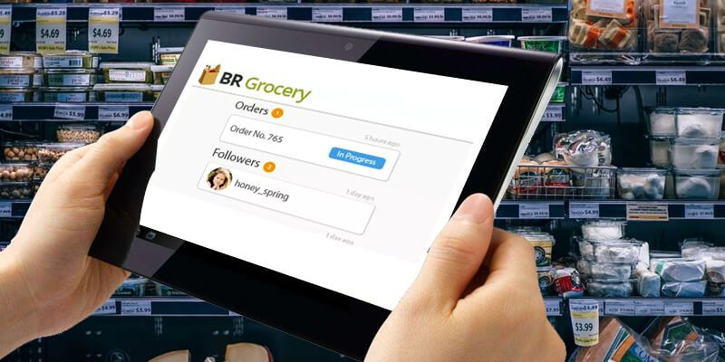 How Much Does it Cost to Build a Grocery Shopping App?