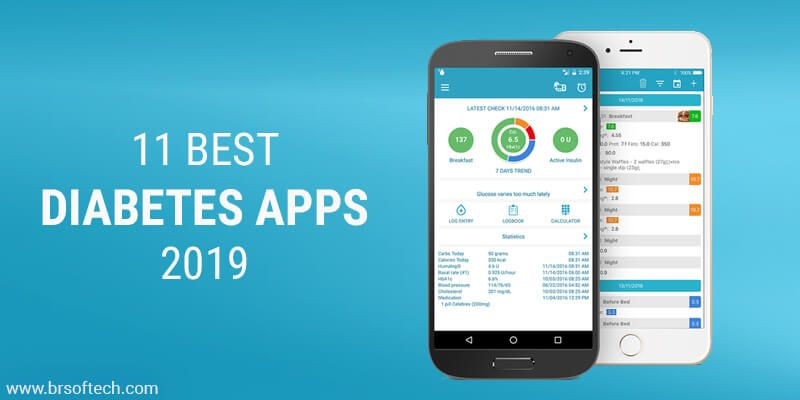 11 Best Diabetes Apps 2019