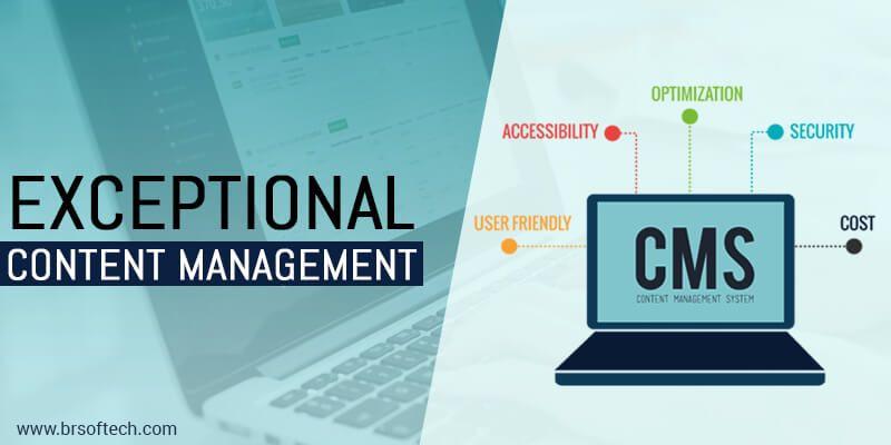 Exceptional-Content-Management