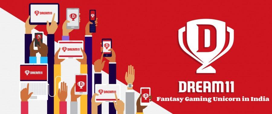 Dream11 - Fantasy Gaming Unicorn in India