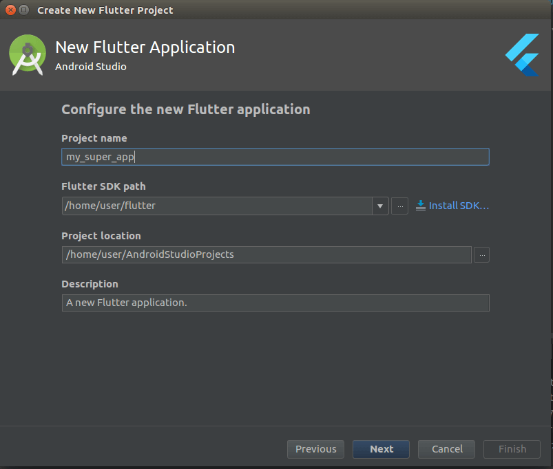How to Run Flutter App in Android Studio