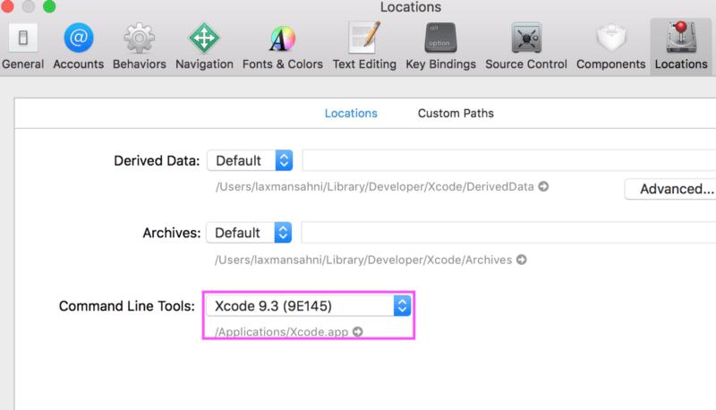 How to Run Flutter App in Xcode