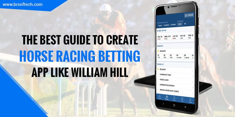 Horse Racing betting App Like William Hill