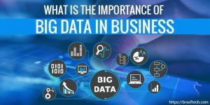 What is the importance of big data in business