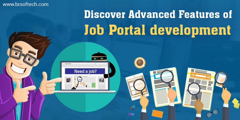 Discover Advanced Features of Job Portal development copy