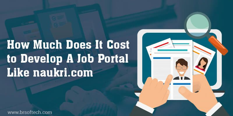 How Much Does It Cost to Develop A Job Portal Like Naukri.com?