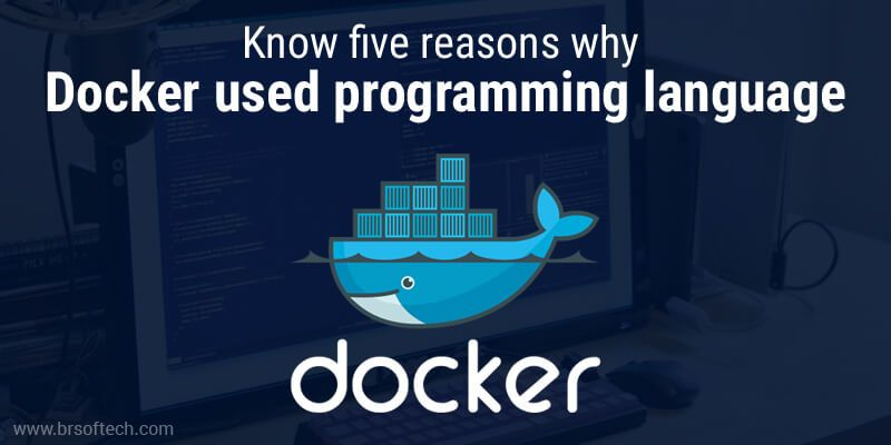 Know Five Reasons Why Docker Used Programming Language