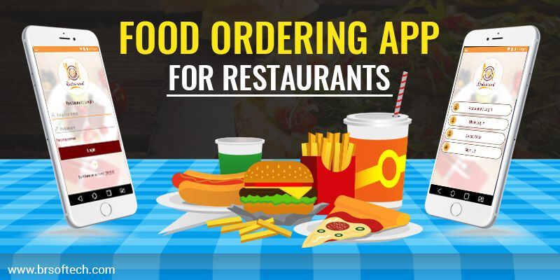 Food Ordering App For the Restaurants