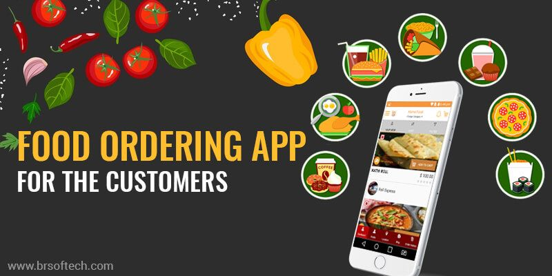 Food Ordering App For the Customers