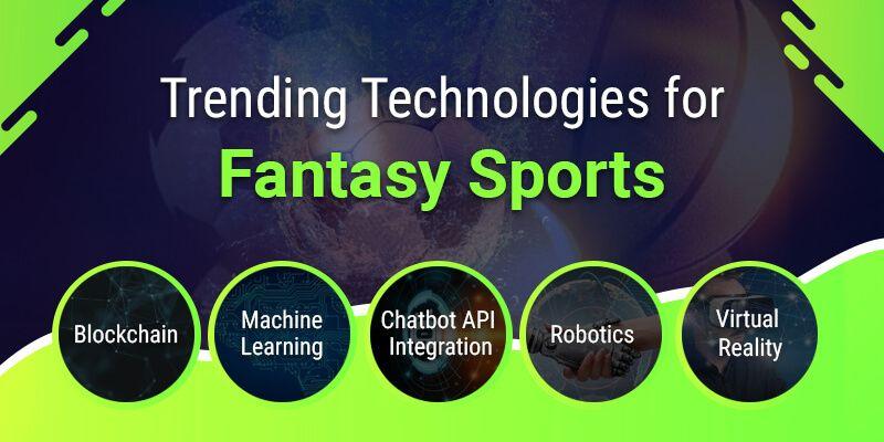 Trending Technologies for Fantasy Sports