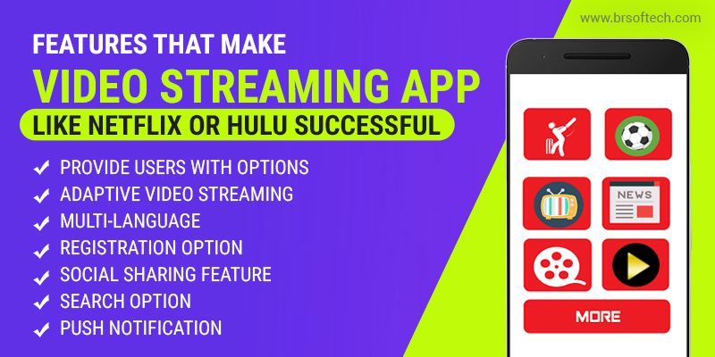 video streaming app cost