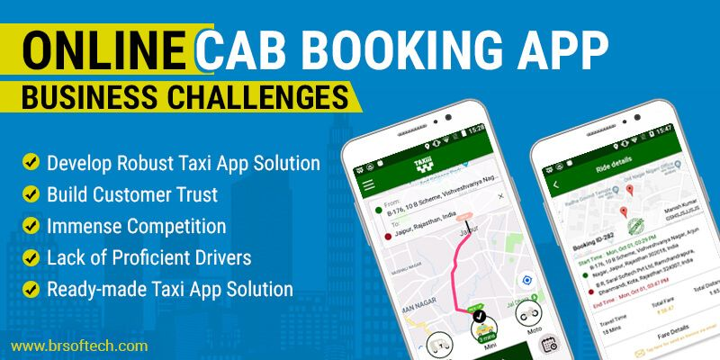 Online Cab Booking App Business Challenges