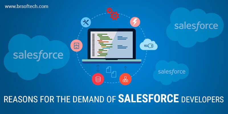 Reasons for the Demand of Salesforce Developers
