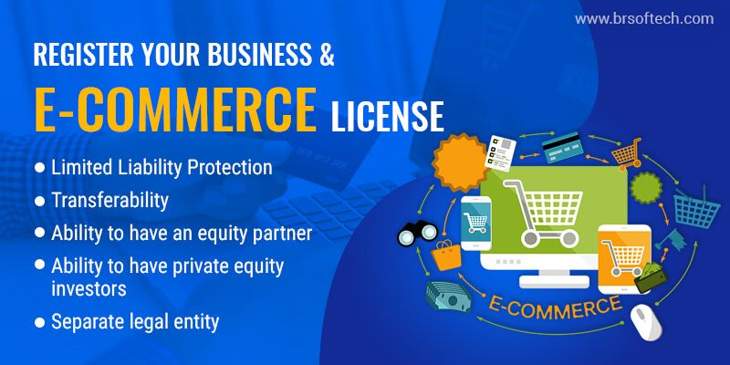 Register Your Business & E-commerce License