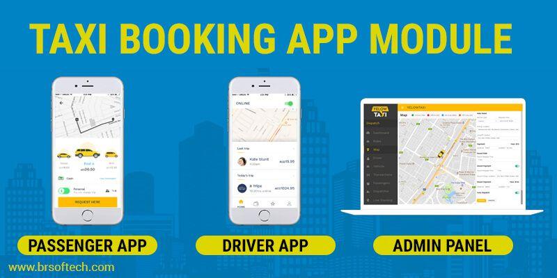 Taxi Booking App Module